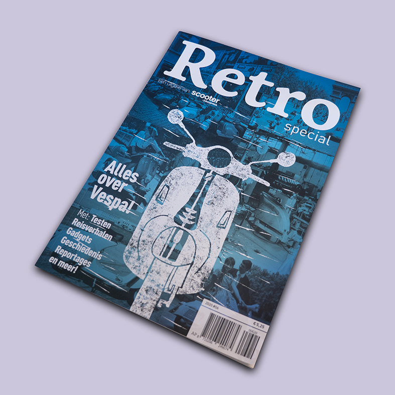 Retro Special magazine cover