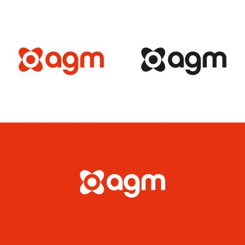 AGM huisstijl/logo's